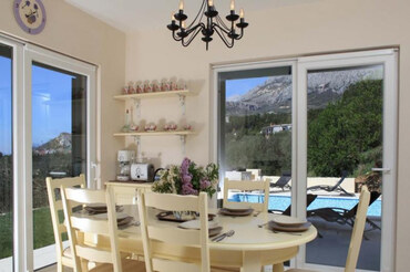 Makarska Croatia pool Holiday Luxury  Villa  (1)