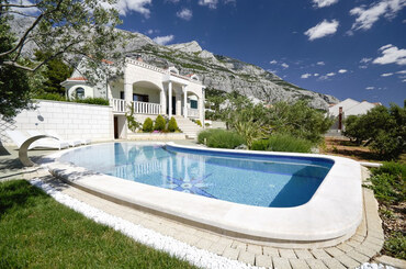 Luxury Holiday Makarska Villa with Pool  (1)
