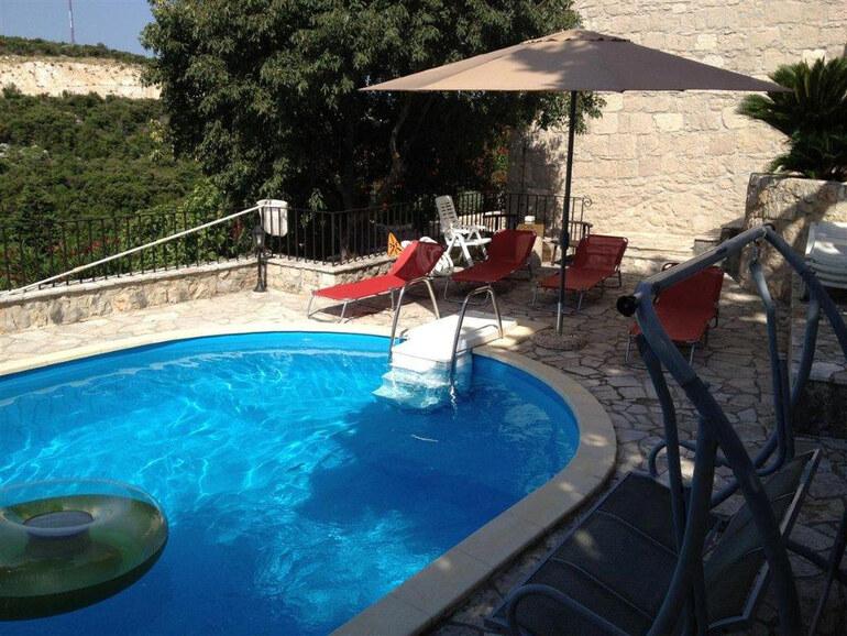 Ku a za odmor sunset - Riviera pool ...