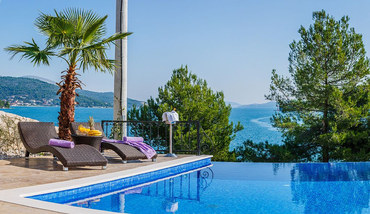 Croatia hOliday Villa Trogir Riviera Split  (6)
