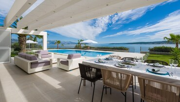Croatia Pool Luxury Villa Split  (30)