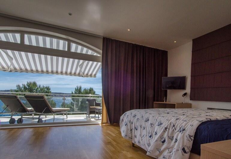 Seafront Villa Rental Rogoznica Croatia