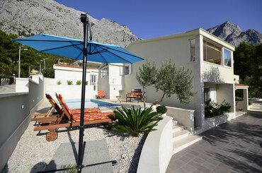 Baska Voda Rental with pool Makarska  (1)