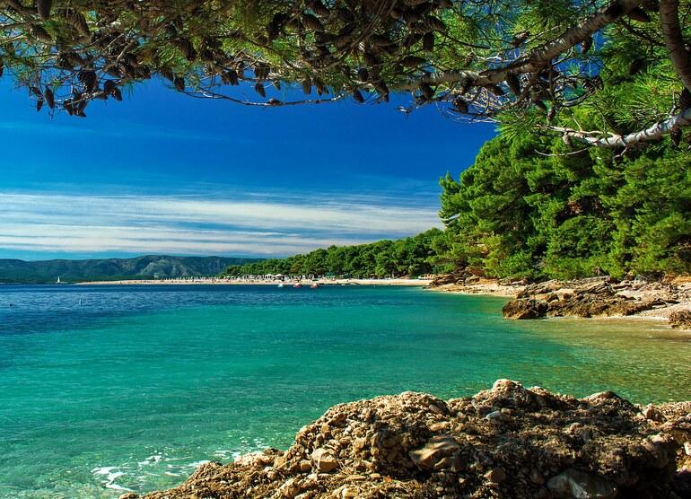 Bol Beaches In
