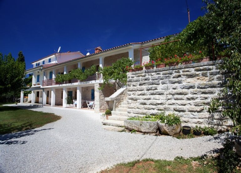 Istrian Countryside Holiday Villa Valeri With Pool