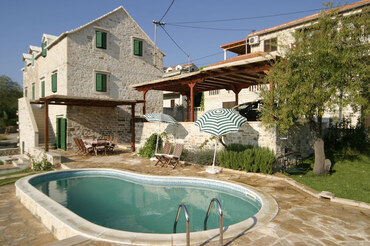 Holiday Villa Brazza Croatia