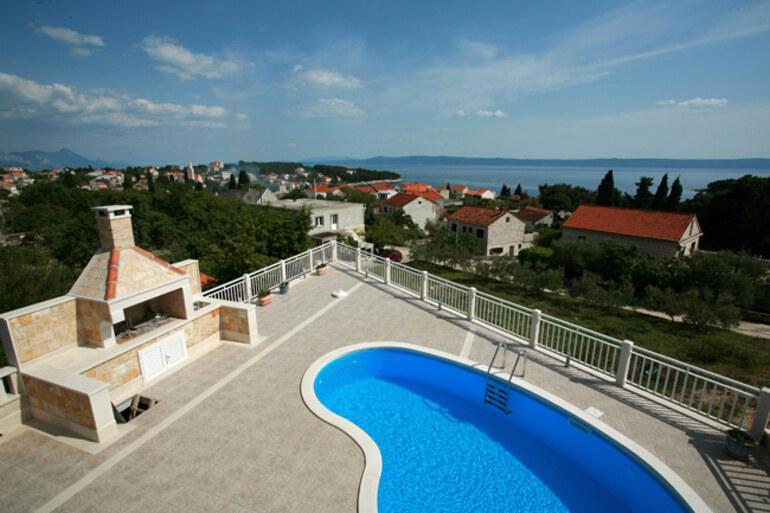 Villa Maria Split Croatia